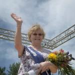 Queen Pat Haffner
