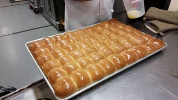 Fresh bread every day